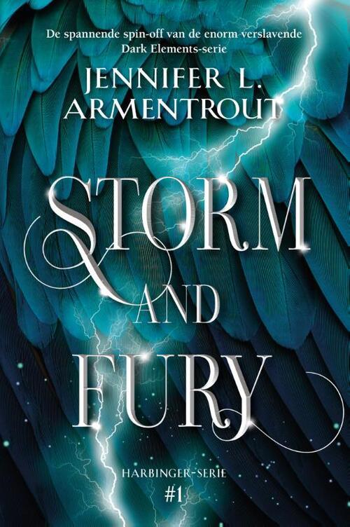 Storm and Fury, Jennifer L. Armentrout | 9789020538403 | Boek - bruna.nl
