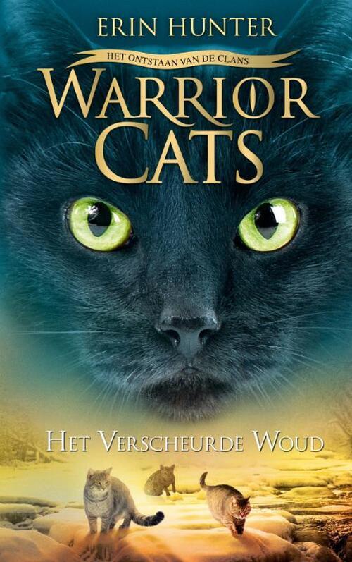 Warrior Cats: Het verscheurde woud